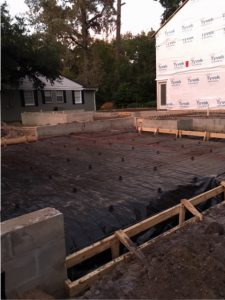 "Before the framing can go up, the footers, CMUs, and concrete must go down! Since this is our first ""renovation rodeo""…. we learned that this process is ..."